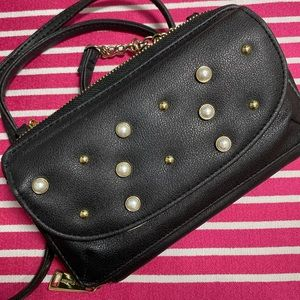 Juicy Couture Pearly Girl Crossbody Wallet
